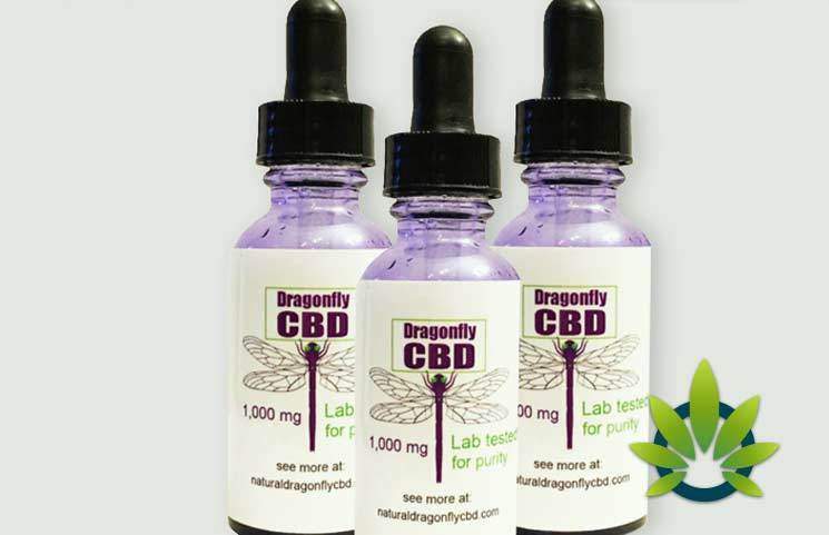 Natural Dragonfly CBD