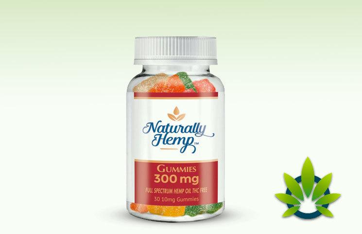 naturally hemp oil gummies
