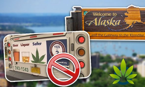 A Look into Why CBD Advertisements Are No Longer Allowed on Alaska Town's City Buses