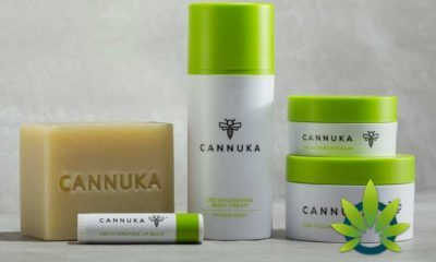 Cannuka Beauty + Health: CBD Infused Manuka Honey Skincare Wellness Products