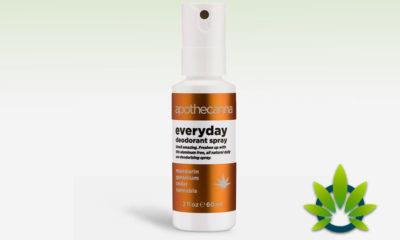 Apothecanna Everyday Deodorant Spray