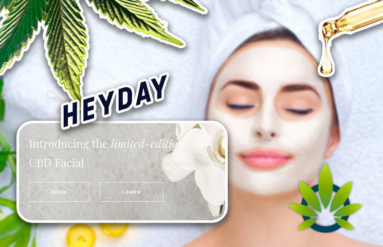 Heyday Facial Shop Launches Personalized CBD Skincare Service with Licensed Estheticians