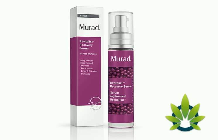 Murad's Revitalixir Recovery Serum