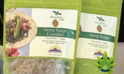 NOOCH Vegan Market Hemp Way Foods' Hemp Burger Crumbles