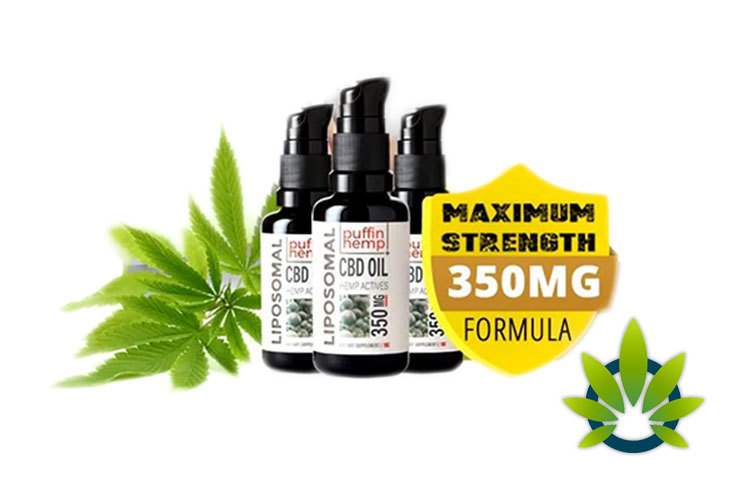 Puffin Hemp CBD Oil Launches Liposomal Broad Spectrum Cannabidiol