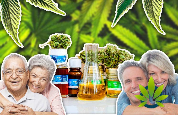 Older Generations Turning to CBD as Baby Boomers Warm Up to Medical Marijuana Benefits