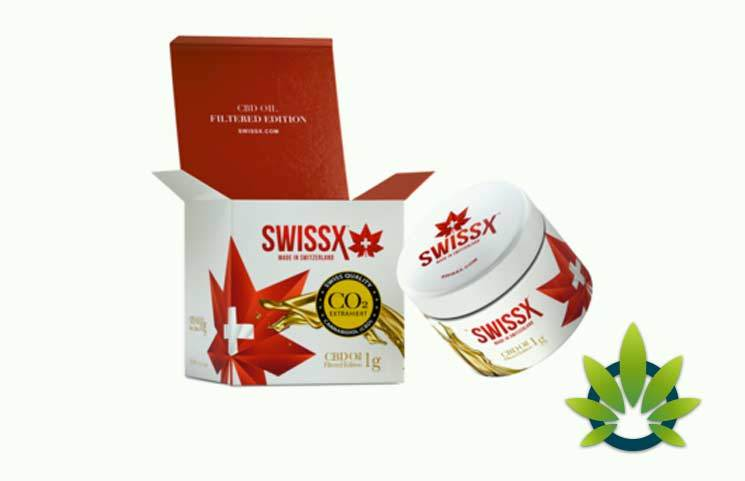 New Swissx Delivery App Helps Users Receive CBD Plant Medicine Products At Home