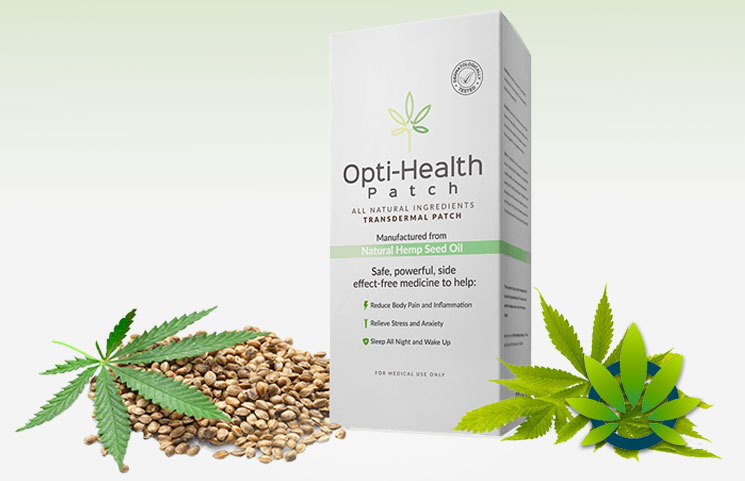 Opti-Health Patch