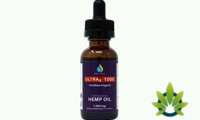 UltraX 1000 Hemp Oil