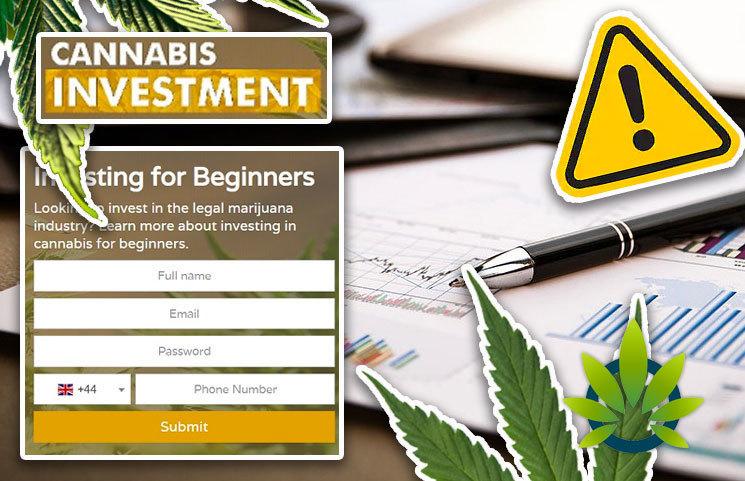 User Beware of Marijuana Investment Software 'Cannabis Craze' and Its 'Profitable' Program