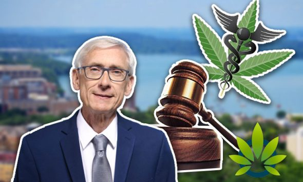 Wisconsin Governor to Address Medical Marijuana Legalization and CBD Laws in First Proposal