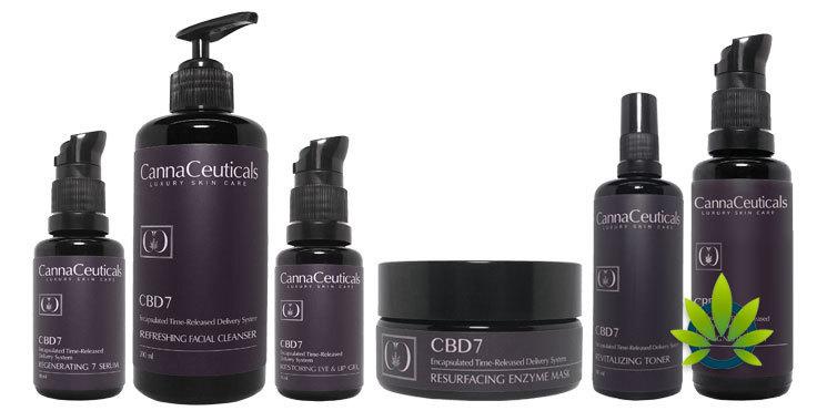 cannaceuticals skin care