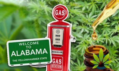 Alabama Gas Stations Sell CBD Oil Products Despite Not Being Available in State Pharmacy Stores
