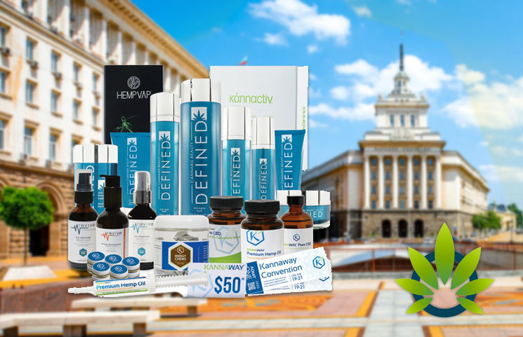 Bulgaria Becomes First European Country to Permit Sale of Kannaway's CBD in Open Markets