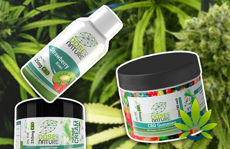 Dose of Nature CBD: Legit Cannabidiol Products with Quality Control Measures?