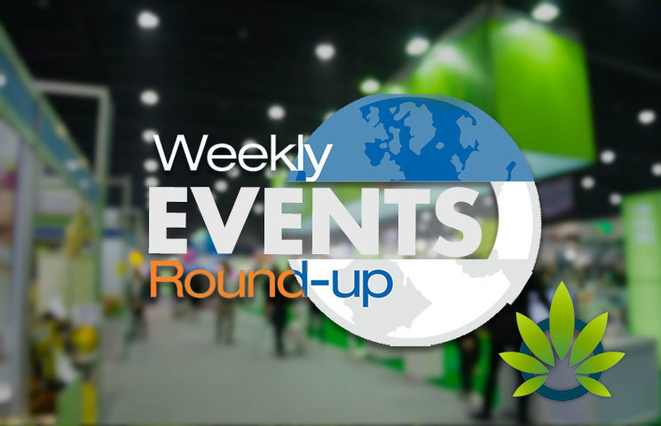 weekly cbd events roundup