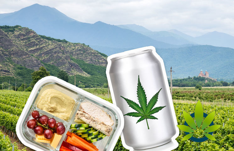 Georgia Agriculture Commission Warns Businesses About Putting CBD into Food and Drinks