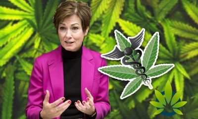 Governor of Iowa Vetoes Medical Marijuana Expansion Bill Citing Healthy Safety Concerns