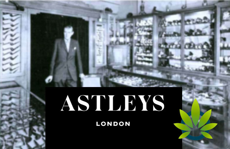 Ionic Brands Corp to Acquire British's Historical Pipe Whisperer, Astleys of London for $7.8Million