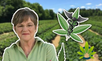 "Kansas Governor Signs ""Claire and Lola's Bill"" Enabling THC CBD Oil Treatments for Serious Medical Conditions"