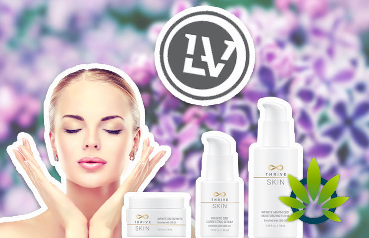 Level Thrive CBD Skincare