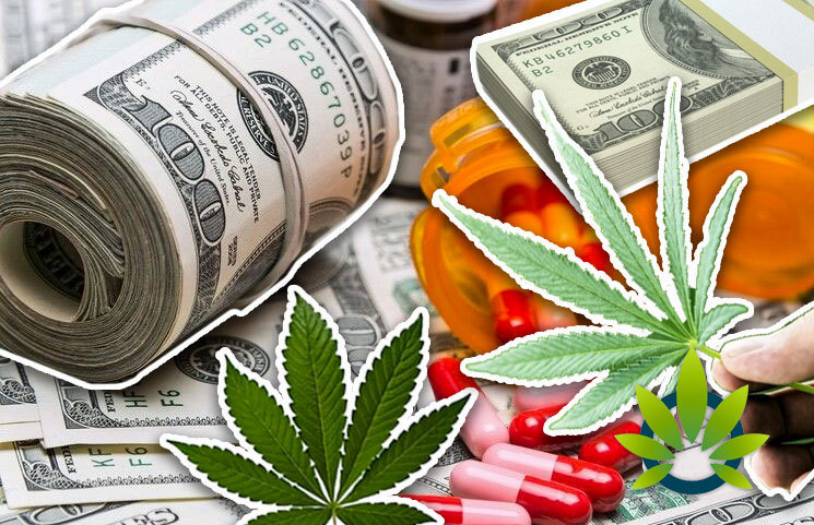 New Frontier Data: Pharmaceutical Industry, aka Big Pharma, Could Lose Nearly $20 Million to Cannabis