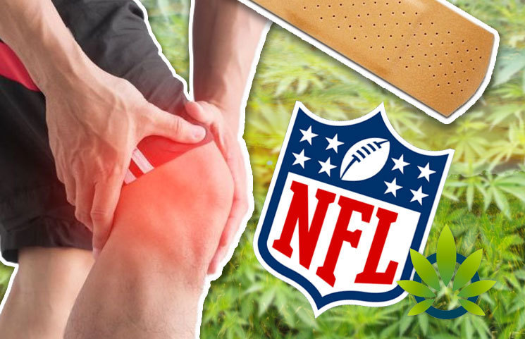 New NFL and NFLPA Joint Committee Plans to Research Cannabis Benefits for Pain Relief of Atheletes