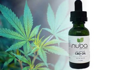 Nuba Wellness CBD Launches Pure Hemp Oil Products; Tinctures, Softgels, Energy Drinks and Salves
