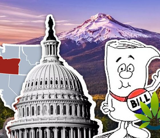 Oregon Senate's Marijuana Business Bill Advances on Interstate Cannabis Commerce Once Federal Law Approval