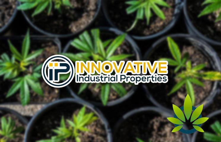 Risultato immagini per innovative industrial properties (iip)
