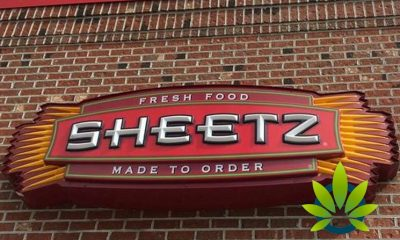 Sheetz Opens an Extensive Line of Premium CBD Products at Over 140 Pennsylvania Store Locations