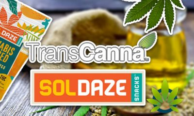 TransCanna Acquires California-based SolDaze and Its Organic Cannabis-Infused Fruit Snacks