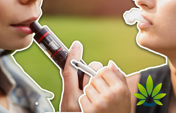 Vaping vs Smoking Cannabis: What's the Verdict on Medical Marijuana Smoke vs Vape Methods?