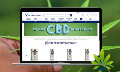 Vitamin Shoppe Opens Up More CBD Hemp Extract Product Offerings to Meet Customer Demands