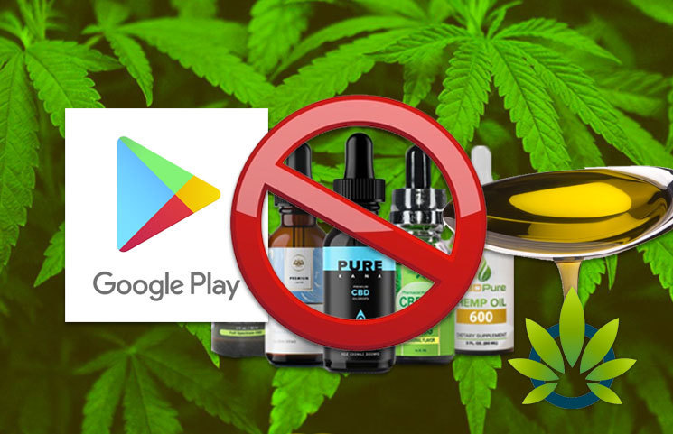 Google Play Store Blacklists Marijuana Android Apps Focusing on the Sale or Delivery of Products
