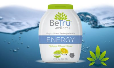 BeTru Wellness Products' CBD-Infused Phytonutrient Beverage Drops