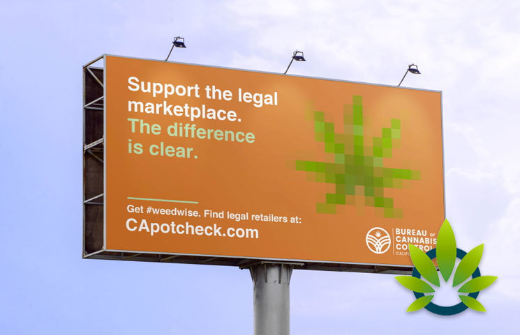 New California Cannabis Campaign Focuses on Anti-Illegal Pot for Buying Subpar Products