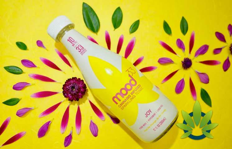 Caliva Cannabis Product Maker Makes the First Beverage Partnership with Mood33