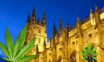 Church of England to Bless the CBD Industry by Investing into Medical Cannabis Research