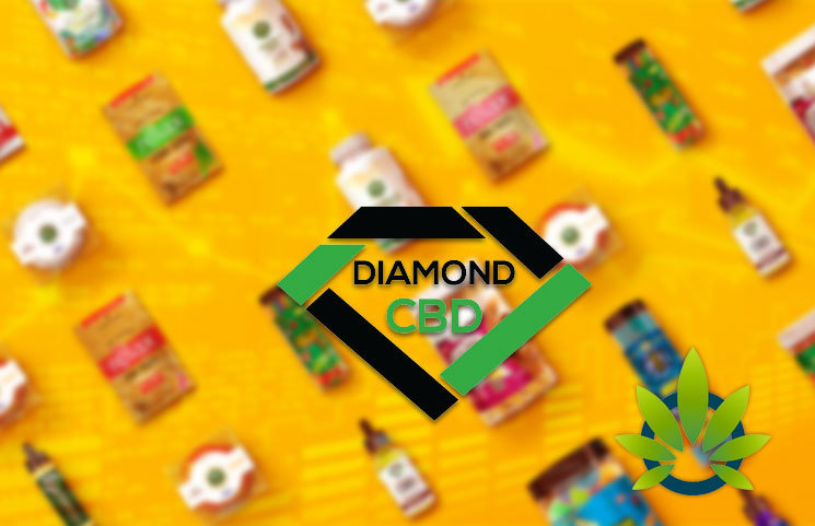 Diamond CBD Website Records $1.1 Million in Sales During May 2019, a 90% Annual Increase