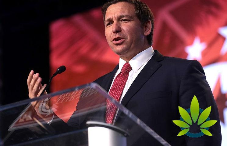 Governor DeSantis Does Not Support Recreational Marijuana Despite Quinnipiac University Poll Results