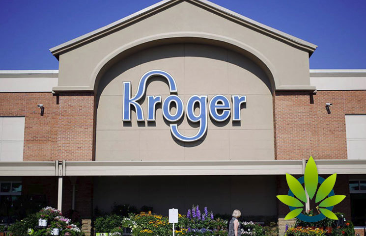 Kroger Stores in 17 States to Sell Topical CBD Lotions, Balms, Oils and Creams Products