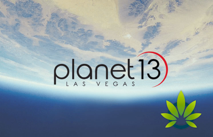 Planet 13 SuperStore in Las Vegas Registers Nearly $14 Million in Cannabis Sales During Q1 2019