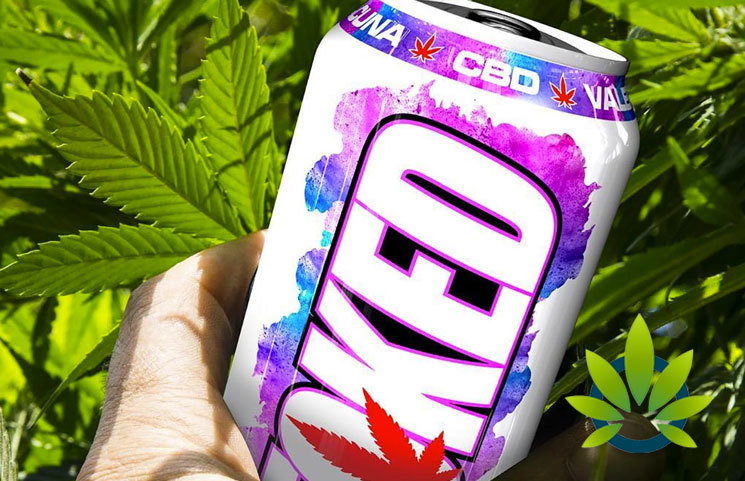 Stoked by VPX Sports Highlights CannaBlast CBD Drink in Latest Preview