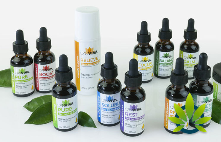 C4Life of Minnetonka Launches CANVIVA CBD Tincture Line with 10 Functional Cannabidiol Drops