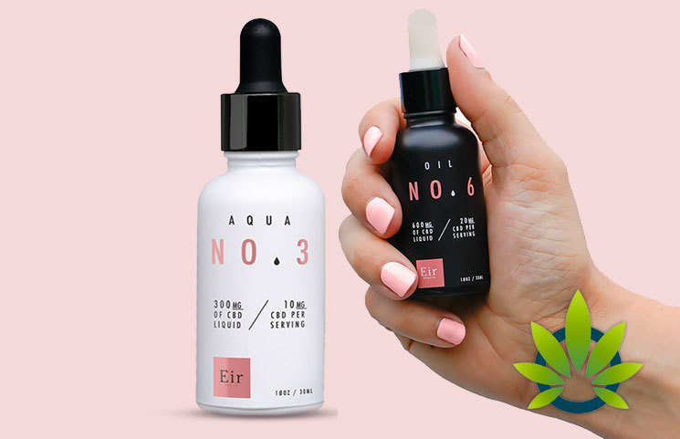 Eir Health: What To Know About CBD Oil No. 3, No. 6 and No. 30 Hemp Products