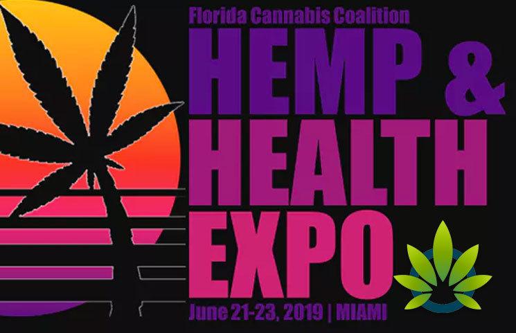 Marijuana Hemp and Health Expo is June 22, 2019 in Miami, Florida to Celebrate Cannabis
