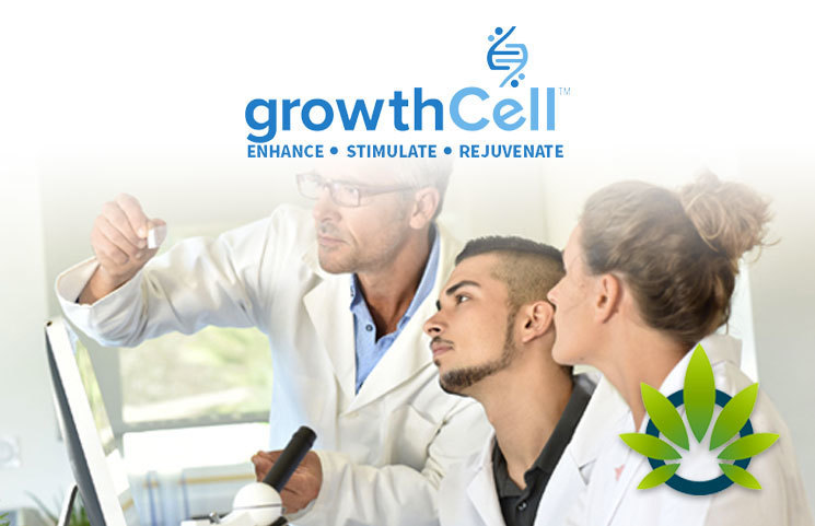 2019 CBD Innovation Award Given to GrowthCell Global for Oligopeptide and Bioavailability