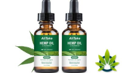 AliTake Hemp Oil