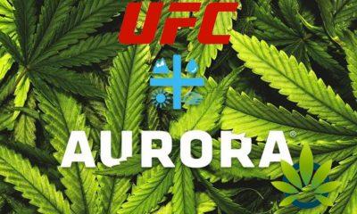 Aurora Cannabis, UFC Performance Institute Partner on New Clinical Hemp CBD Research Program